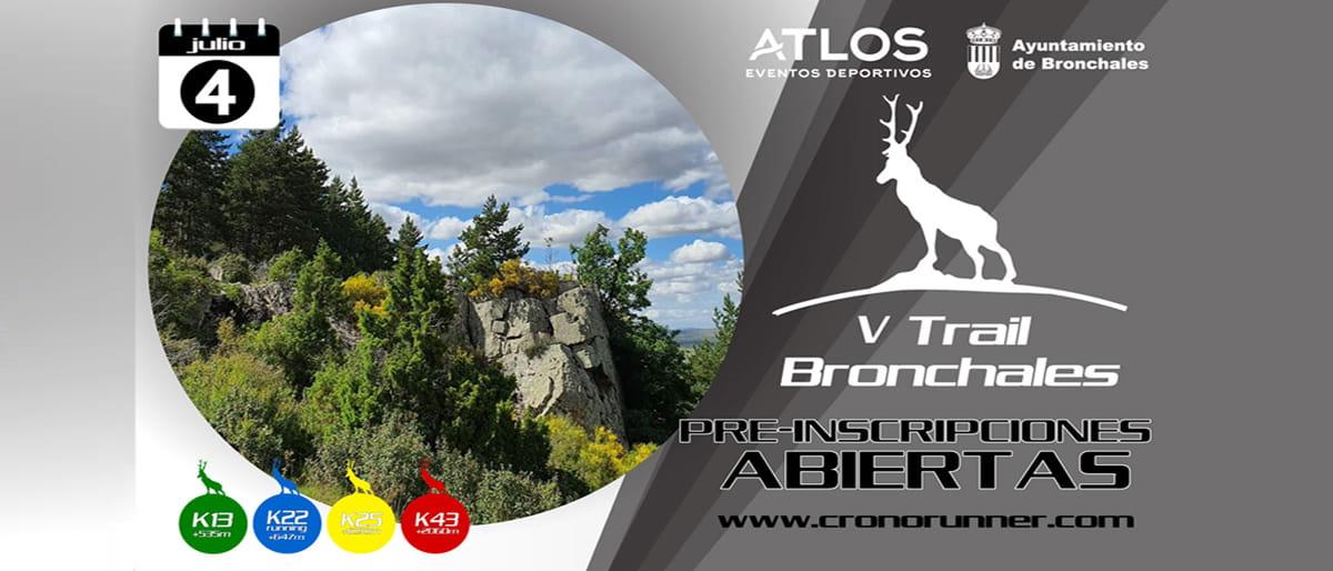 Enlace permanente a:Abiertas pre-inscripciones V Trail Bronchales