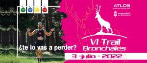 VI trail Bronchales